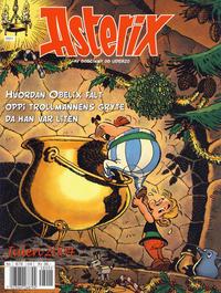 Cover Thumbnail for Asterix julehefte (Hjemmet / Egmont, 2001 series) #2004