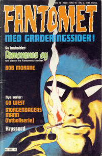 Cover Thumbnail for Fantomet (Semic, 1976 series) #10/1980