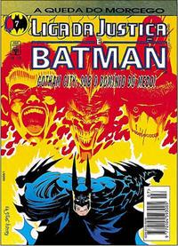 Cover Thumbnail for Liga da Justiça e Batman (Editora Abril, 1994 series) #7
