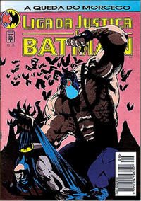 Cover Thumbnail for Liga da Justiça e Batman (Editora Abril, 1994 series) #9
