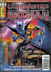 Cover Thumbnail for Liga da Justiça e Batman (Editora Abril, 1994 series) #17