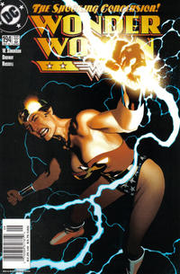 Cover for Wonder Woman (DC, 1987 series) #194 [Newsstand]