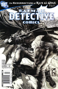 Cover Thumbnail for Detective Comics (DC, 1937 series) #839 [Newsstand]