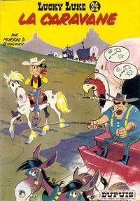 Cover Thumbnail for Lucky Luke (Dupuis, 1949 series) #24 - La caravane