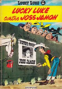 Cover Thumbnail for Lucky Luke (Dupuis, 1949 series) #11 - Lucky Luke contre Joss Jamon