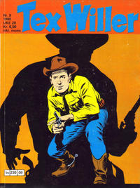 Cover Thumbnail for Tex Willer (Semic, 1977 series) #9/1980