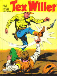 Cover Thumbnail for Tex Willer (Semic, 1977 series) #5/1980