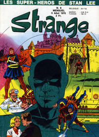 Cover Thumbnail for Strange (Editions Lug, 1970 series) #8