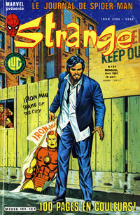 Cover Thumbnail for Strange (Editions Lug, 1970 series) #184