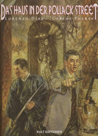Cover Thumbnail for Das Haus in der Pollack Street (Kult Editionen, 2004 series)