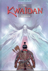 Cover Thumbnail for Kwaïdan (Kult Editionen, 2001 series) #1 - Der heilige See