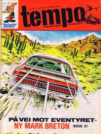 Cover Thumbnail for Tempo (Hjemmet / Egmont, 1966 series) #20/1972