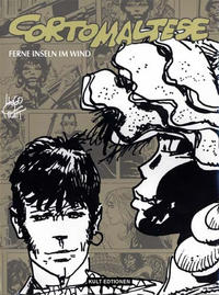 Cover Thumbnail for Corto Maltese (Kult Editionen, 2001 series) #[2] Inseln unter dem Wind