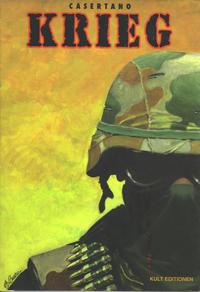 Cover Thumbnail for Krieg (Kult Editionen, 2003 series)