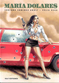 Cover Thumbnail for Maria Dolare$ (Kult Editionen, 2007 series)