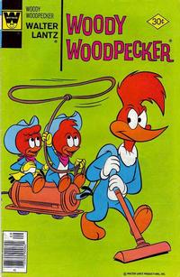 Cover Thumbnail for Walter Lantz Woody Woodpecker (Western, 1962 series) #160 [Whitman]
