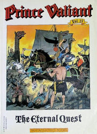 Cover Thumbnail for Prince Valiant (Fantagraphics, 1984 series) #27 - The Eternal Quest