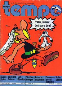Cover Thumbnail for Tempo (Hjemmet / Egmont, 1966 series) #36/1977