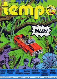 Cover Thumbnail for Tempo (Hjemmet / Egmont, 1966 series) #40/1977