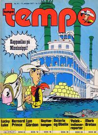 Cover Thumbnail for Tempo (Hjemmet / Egmont, 1966 series) #41/1977