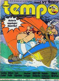 Cover Thumbnail for Tempo (Hjemmet / Egmont, 1966 series) #43/1977