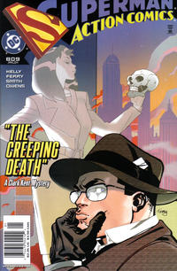 Cover Thumbnail for Action Comics (DC, 1938 series) #809 [Newsstand]