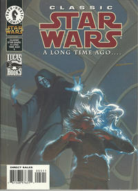 Cover Thumbnail for Classic Star Wars: A Long Time Ago (Dark Horse, 1999 series) #5