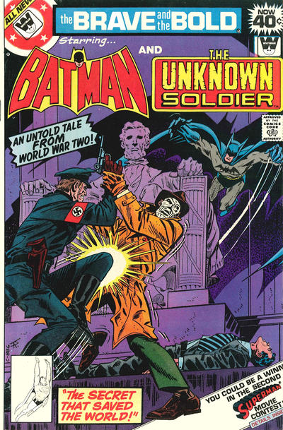 Cover for The Brave and the Bold (DC, 1955 series) #146 [Whitman]