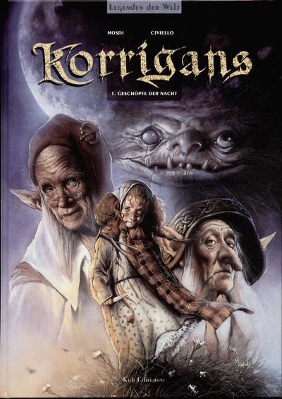Cover for Korrigans (Kult Editionen, 2001 series) #1