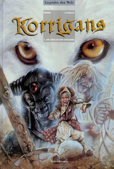 Cover for Korrigans (Kult Editionen, 2001 series) #2