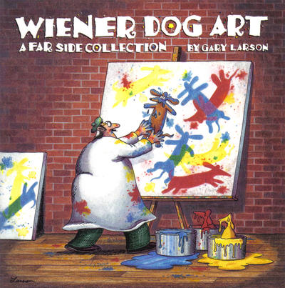 Cover for Wiener Dog Art (Andrews McMeel, 1990 series)