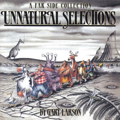 Cover for Unnatural Selections (Andrews McMeel, 1991 series)