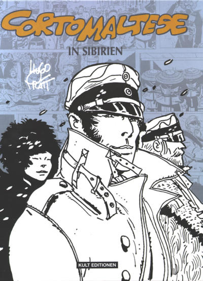 Cover for Corto Maltese (Kult Editionen, 2001 series) #[1] - Corto Maltese in Sibirien