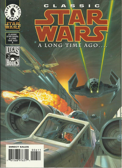 Cover for Classic Star Wars: A Long Time Ago (Dark Horse, 1999 series) #6