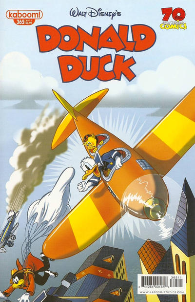 Cover for Donald Duck (Boom! Studios, 2011 series) #365