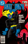 Cover Thumbnail for Batman (1940 series) #351 [Newsstand Edition]