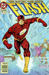 Cover for Flash (DC, 1987 series) #80 [Newsstand]