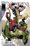 Cover for X-Men (Marvel, 2010 series) #10