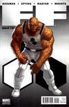 Cover for FF (Marvel, 2011 series) #2 [Djurdjevic]