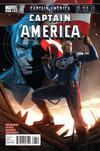 Cover for Captain America (Marvel, 2005 series) #617 [Direct Edition]