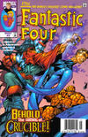 Cover for Fantastic Four (Marvel, 1998 series) #5 [Newsstand]