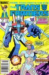 Cover Thumbnail for The Transformers (1984 series) #9 [Newsstand Edition]