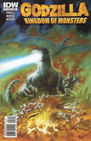 Cover Thumbnail for Godzilla: Kingdom of Monsters (2011 series) #2 [Cover B]