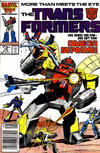Cover for The Transformers (Marvel, 1984 series) #19 [Newsstand]