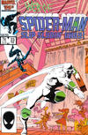 Cover for Web of Spider-Man (Marvel, 1985 series) #23 [Direct]
