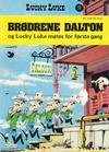 Cover for Lucky Luke (Semic, 1977 series) #19 - Brødrene Dalton og Lucky Luke møtes for første gang [1. opplag]