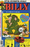 Cover for Billy (Semic, 1977 series) #1/1996