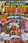 Cover for Iron Man (Marvel, 1968 series) #123 [Direct Edition]