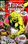 Cover for Toxic Crusaders (Marvel, 1992 series) #8