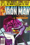 Cover for Iron Man (Marvel, 1968 series) #138 [Newsstand Edition]
